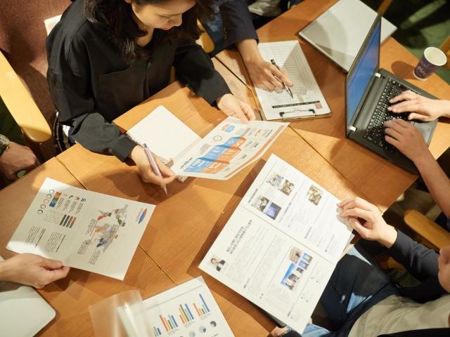 働きやすい職場認証制度を導入するためのコンサルティング