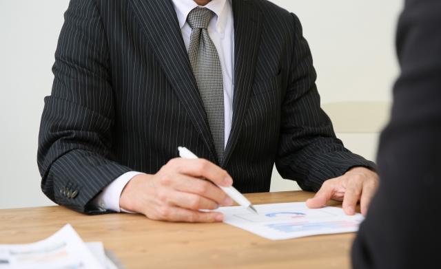 働きやすい職場認証制度への申請相談を受ける行政書士