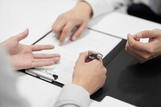 更新申請書類の添削・アドバイス